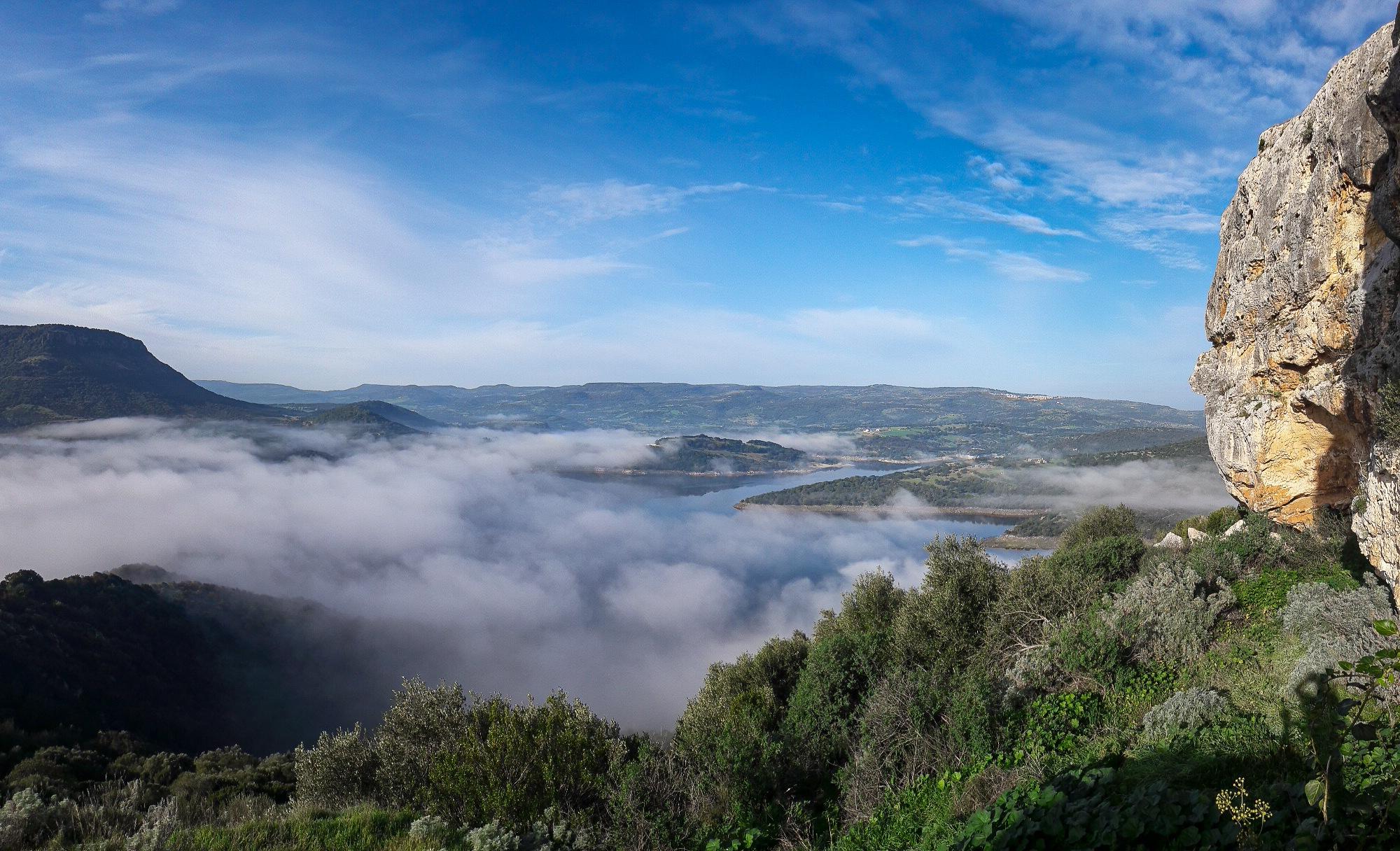 Klettergebiet Monteleone Rocca Doria