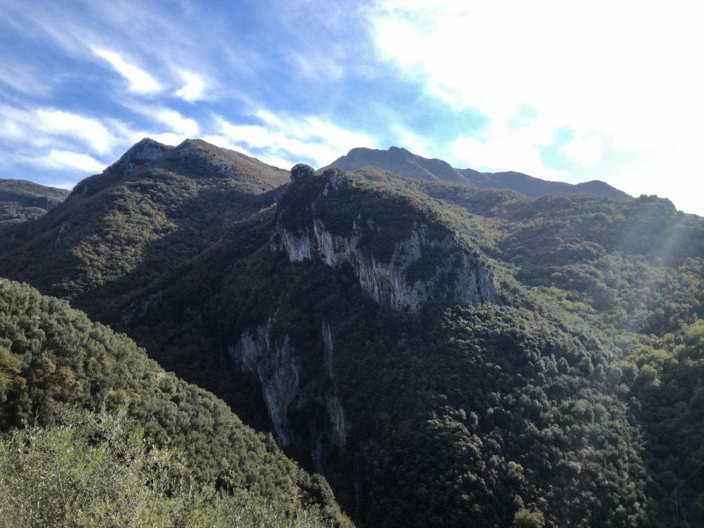 Kletterfelsen Camaiore