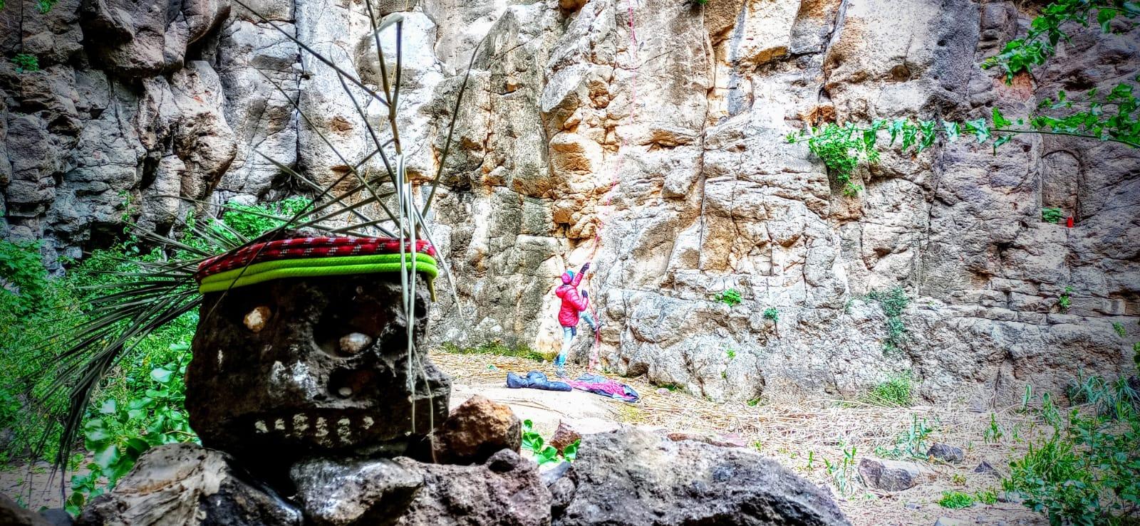 Klettern auf Gran Canaria - Se Novio